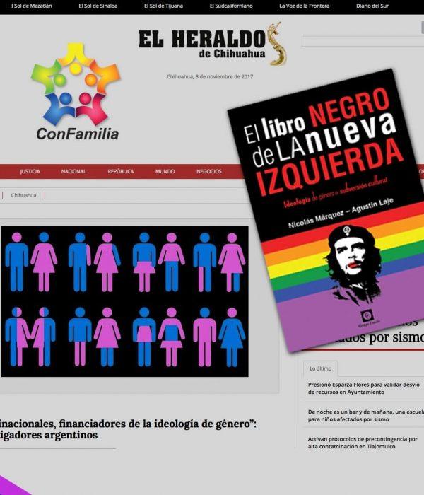 2a presentación de «El Libro Negro de la Nueva Izquierda» en Guadalajara