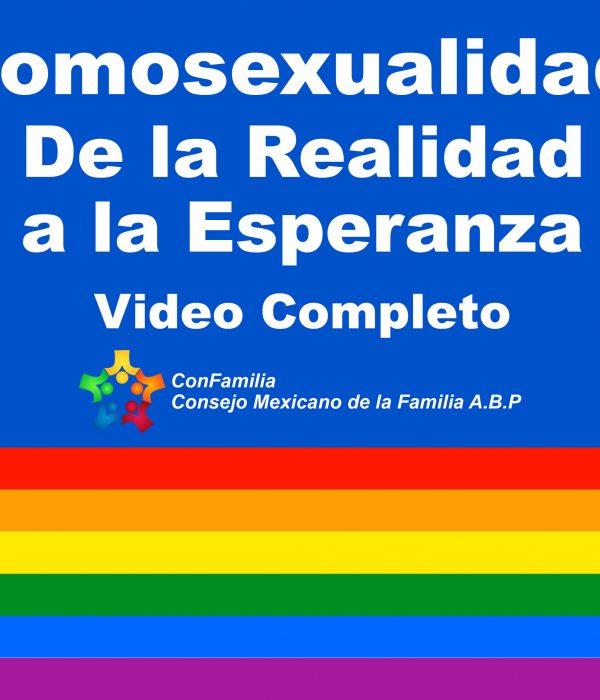 La homosexualidad se analiza aquí… «¡Con la Furia de la Verdad!»