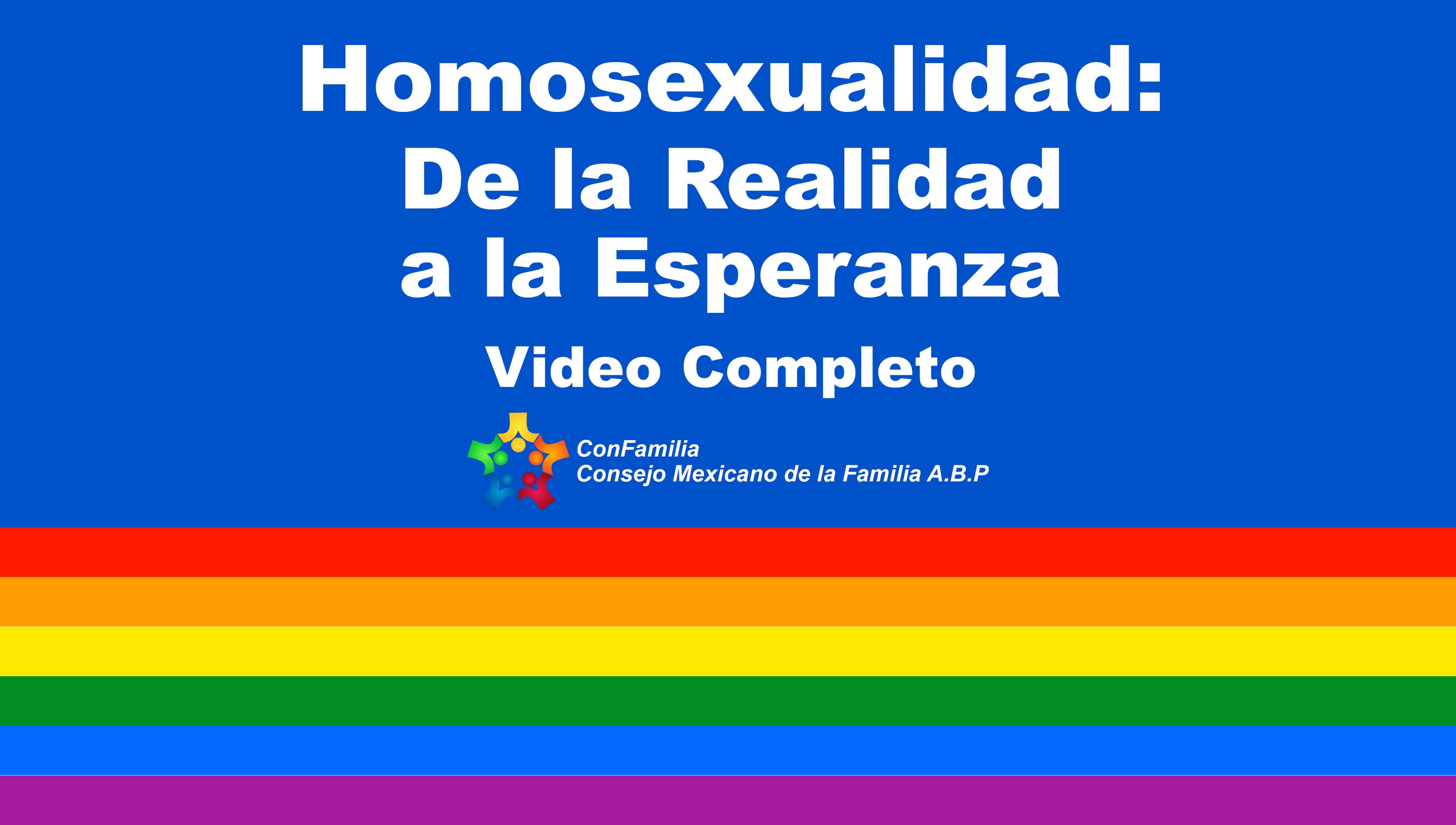 """La homosexualidad se analiza aquí… """"¡Con la Furia de la Verdad!"""""""