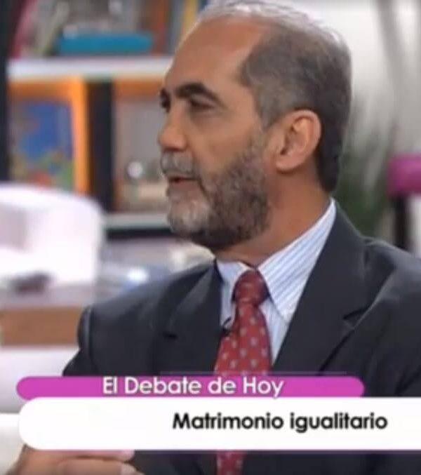 Programa HOY-Televisa y ConFamilia sobre «Matrimonios Igualitarios»