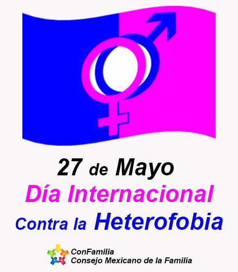 Contra la Heterofobia