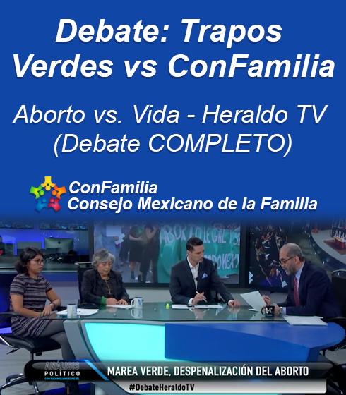 Debate: Trapos Verdes – vs