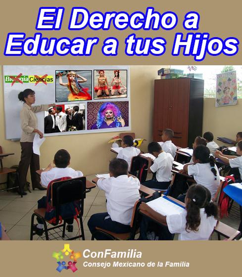 El Derecho a  Educar a tus Hijos