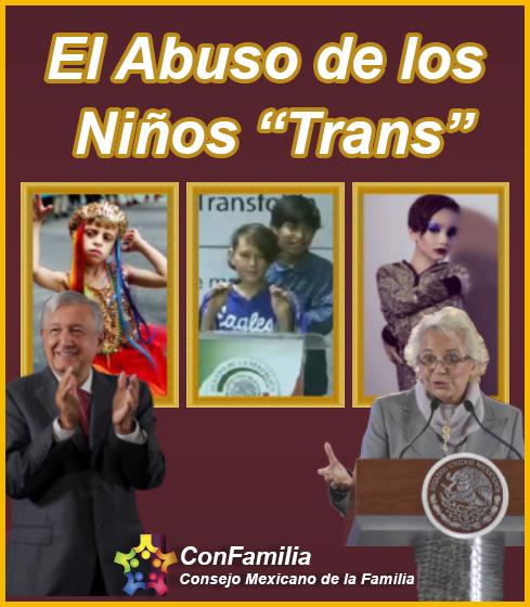 El Abuso de los Niños Trans